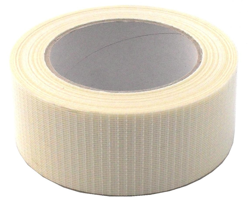 [14153] Cross-weave Reinforced Tape 50mm x 50m