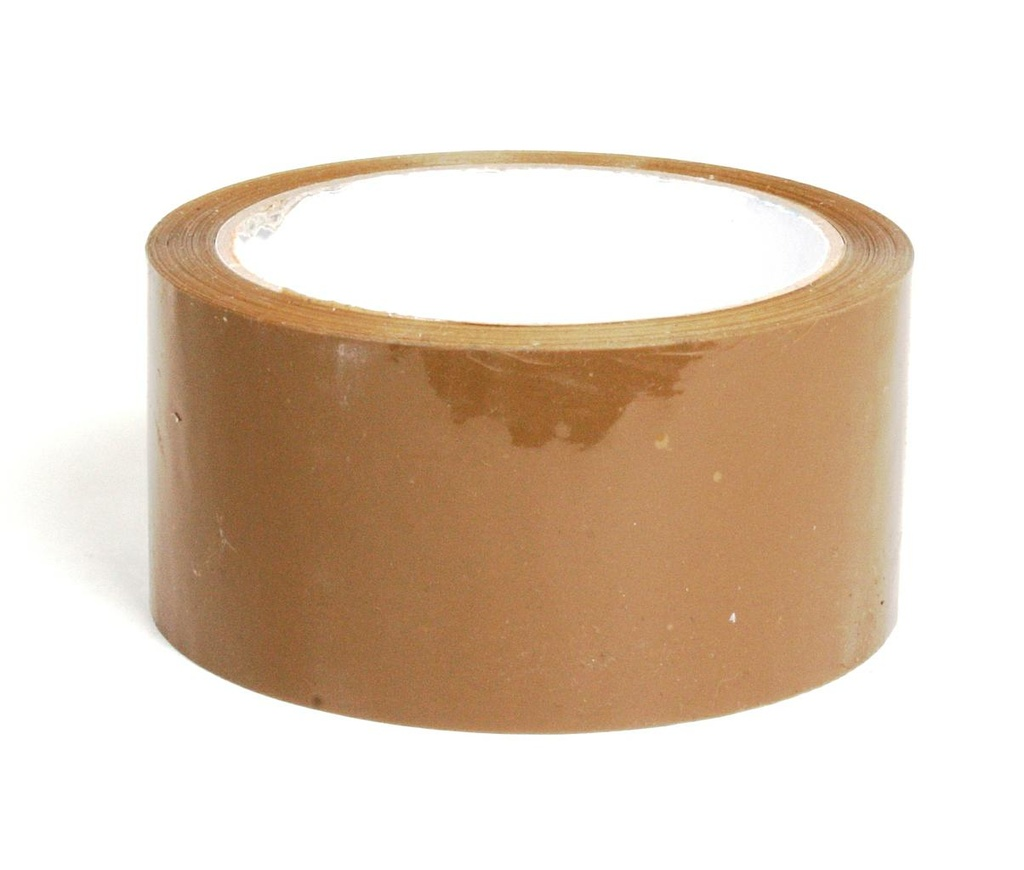[14150] Parcel Tape 48mm x 66m Buff