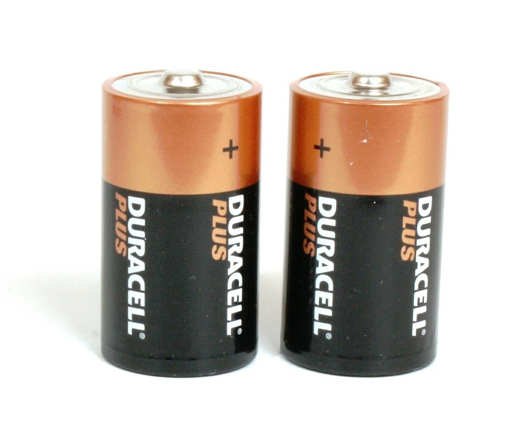 [12158] Duracell MN1300 Card of 2 (D size)